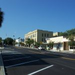 Ridgewood Avenue in Sebring Florida